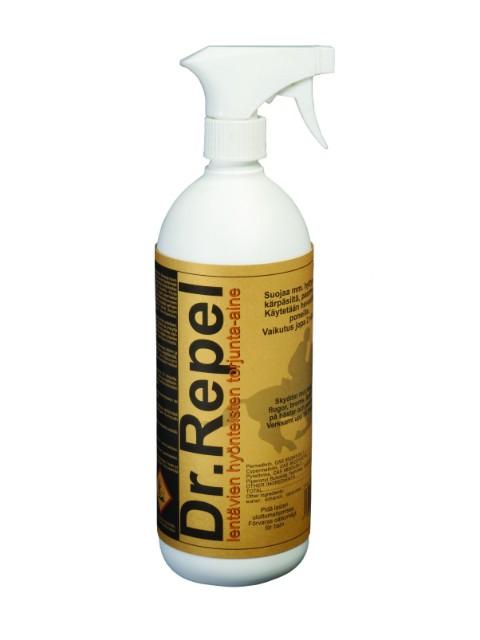 Hyönteisten torjuntaan hevosille Dr.Repel